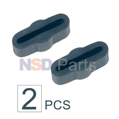 Friction Pad - 2 Pack New Whirlpool Kenmore 8268961 Dishwasher Friction Pad WP8268961 PS731965