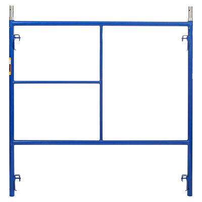 5 X 5 Section Of Blue Heavy Duty Scaffold - Quality Steel Mason Frames