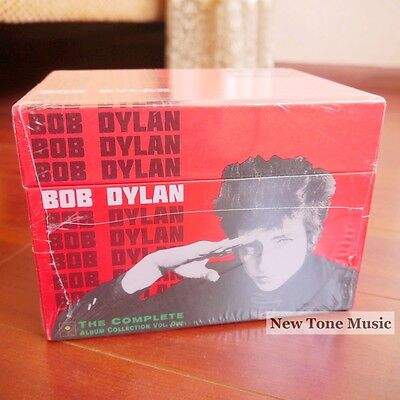 "NEW SEALED! Bob Dylan ""The Complete Album Collection"" 47 CDs Colossal Box Set"