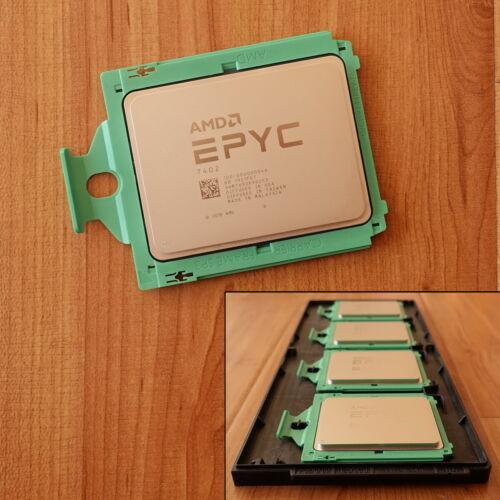 AMD EPYC 7402 24-Core 2.8GHz Socket SP3 180W Server Processor CPU 2.8 GHz