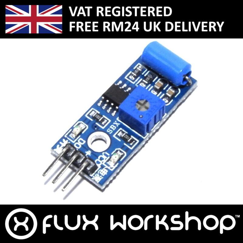 Tilt Interrupteur LM393 Module V3 5V Trigger Arduino Raspberry Pi Flux Workshop