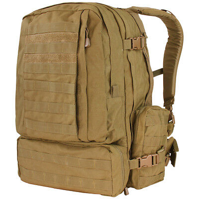 Condor 125 COYOTE BROWN MOLLE 3 Day Mission Assault Patrol