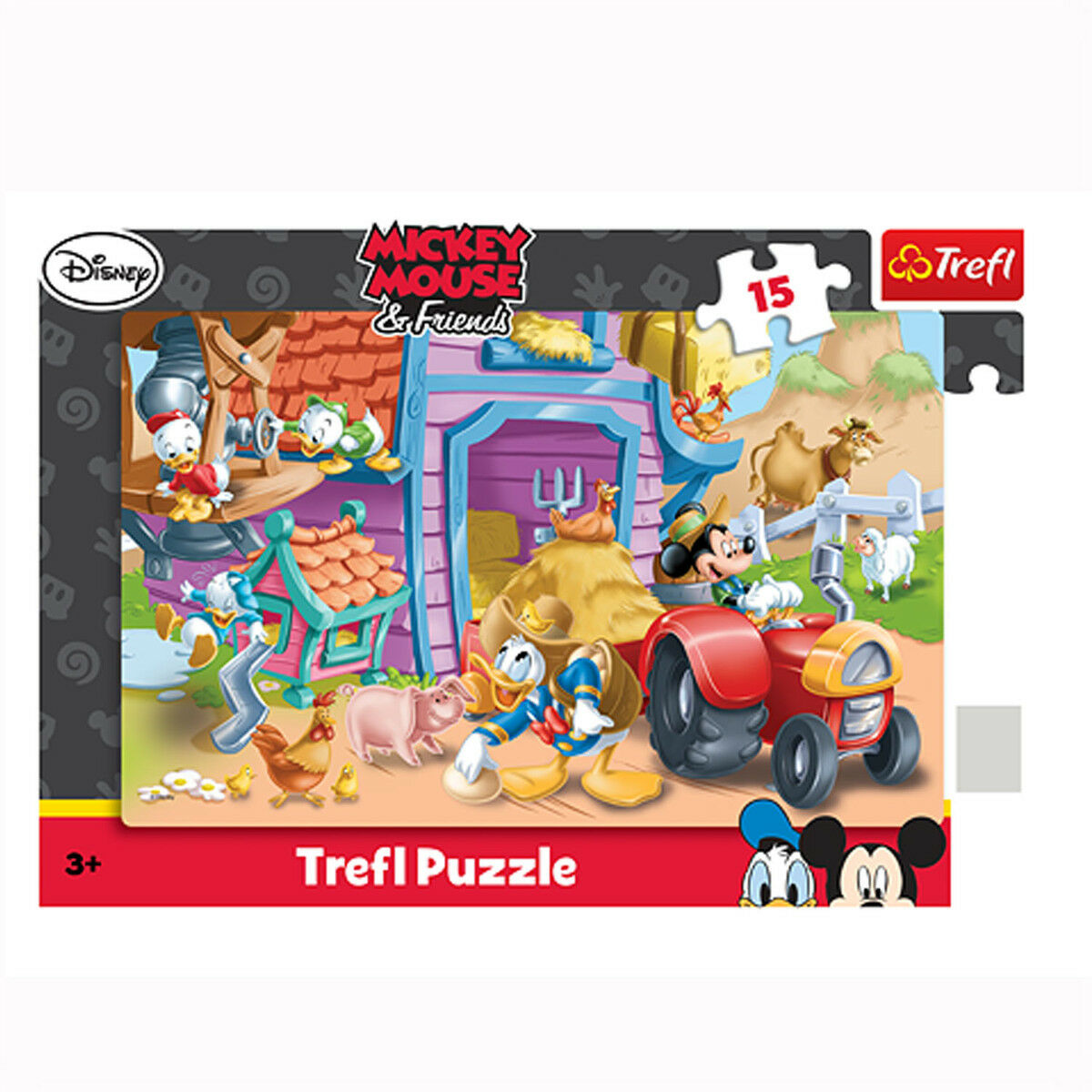 Puzzle MICKEY ET SES AMIS