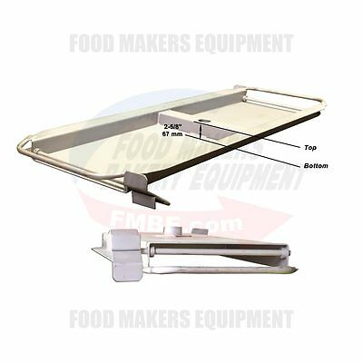 Baxter Lbc Oven Lrog2 Double Rack Carrier Body Lifter Only. 160-776
