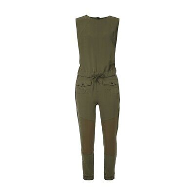 G-Star Raw Jumpsuit Hosenanzug Romper Einteiler lang Sommer Overall Military Military Overall