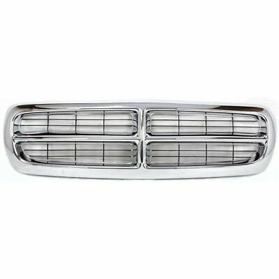 New Grille For Dodge Dakota 1997-2004 CH1200199