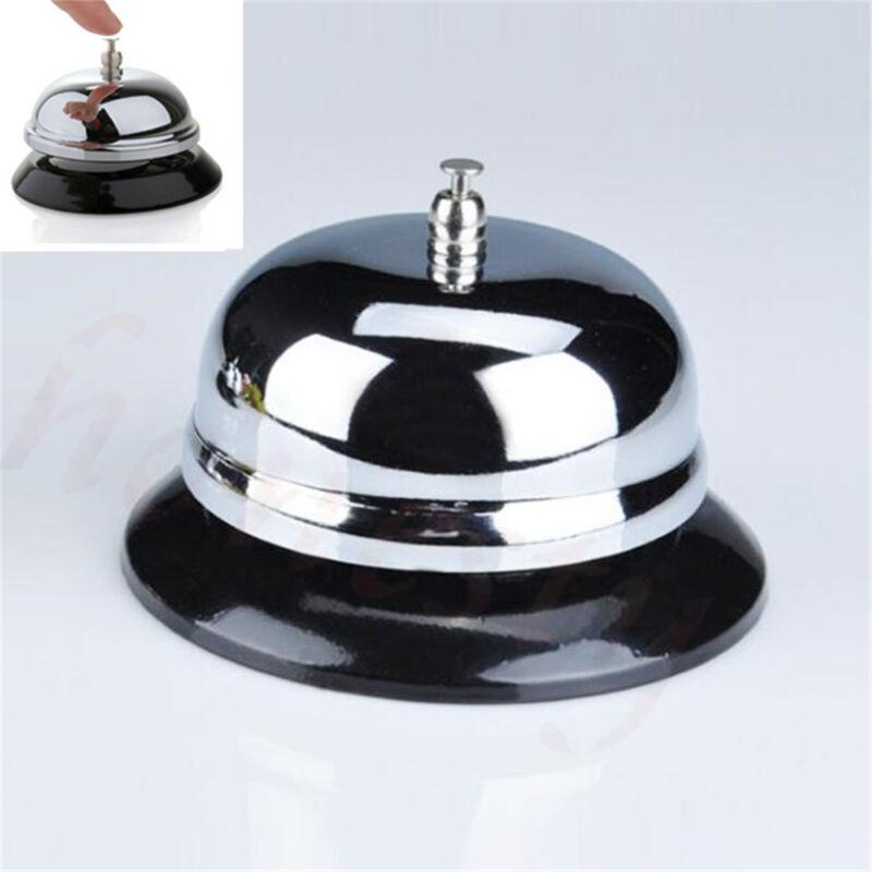 Restaurant Service Bell Hotel Desk Bell Ring Reception Call Ringer Bar Counter