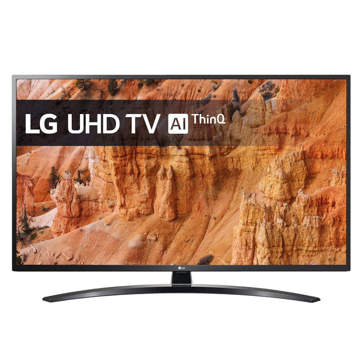"TV LED 65"" LG 65UM7450 4K HDR Smart TV con Inteligencia Artificial (IA)"