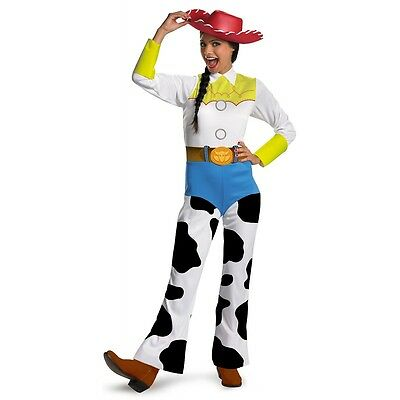 Jessie Costume Adult Toy Story Halloween Fancy Dress - Toy Story Womens Costume