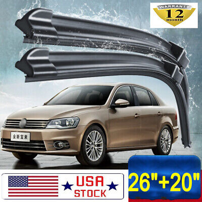 Windshield Wiper Blades Premium OEM Quality 26