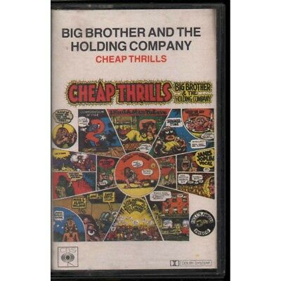 Big Brother And The Holding Company  Mc7 Cheap Thrills   Cbs Nuova