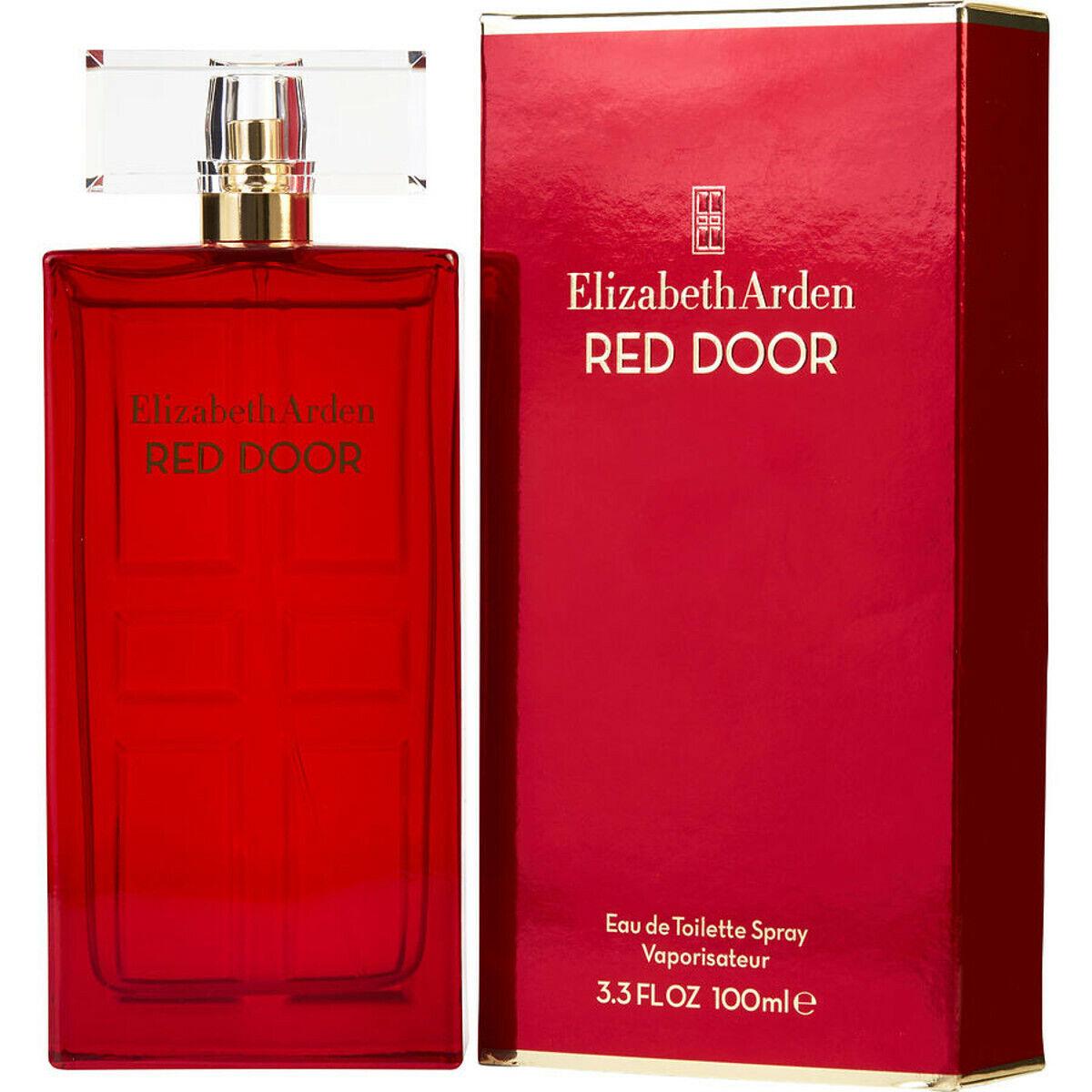 RED DOOR by Elizabeth Arden EDT Perfume Spray 3.3 oz / 3.4 oz NEW IN BOX