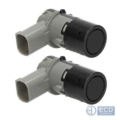 2 x Elektronische Einparkhilfe PDC Parksensor BMW 7 (E65, E66, E67) 750 i, Li (Elektronische Sensoren)