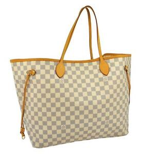 98fff455ed20 Louis Vuitton Damier Azur Bag
