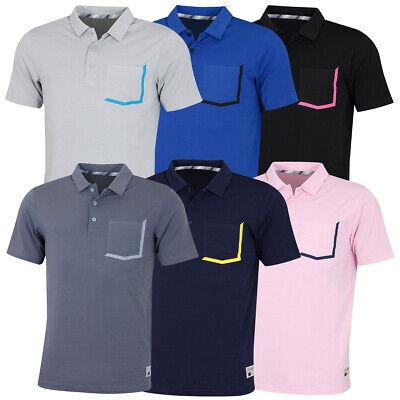 Puma Golf Mens Faraday DryCell FusionYarn Flex Pocket Polo Shirt 58% OFF RRP
