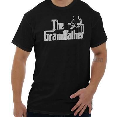 Grandfather Funny Shirt Cool Grandpa Birthday Gift Idea T Shirt Tee For Men - Cool Birthday Ideas