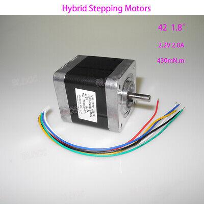 Minebea 2-phase 4-wire Hybrid Stepping Motor 42 Stepper Motor Diy 3d Printer El