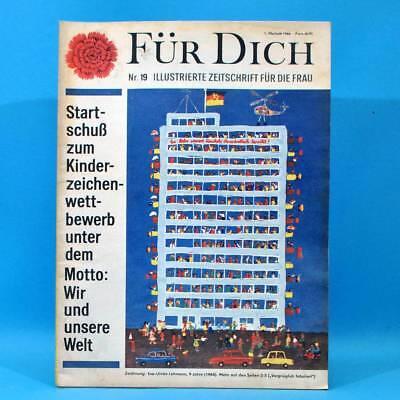 DDR FÜR DICH 19 1966 Ella Fitzgerald proposa Annaberg Dresden Damenschuhe Mode P