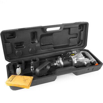 1 Air Impact Wrench Gun Pneumatic Short Shank Socket 38mm 41mm Carrying Case