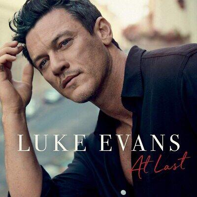 At Last - Luke Evans (Album) [CD]