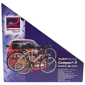 REPRAC COMPACT 3 BIKE CARRIER Bondi Eastern Suburbs Preview