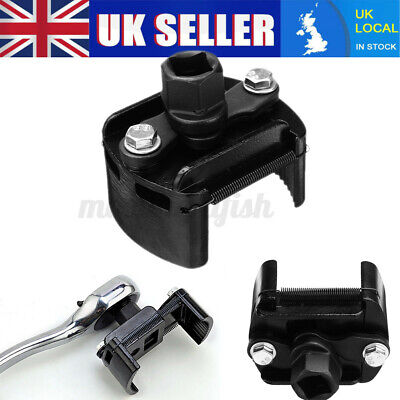 Adjustable Car Oil Fuel Filter Wrench Cup 1/2'' Housing Tool Remover Hand Tool