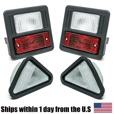 Bobcat Exterior Head Tail Light Kit For T180 T190 T200 T250 T300 T320 A250 A300