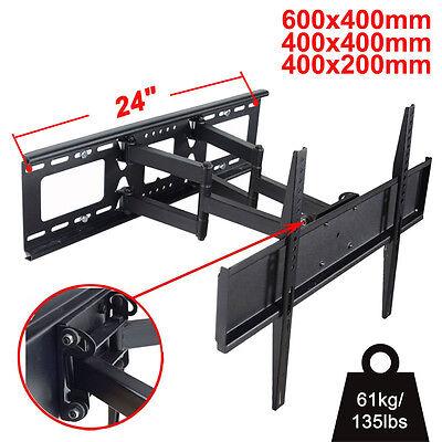 Articulating Tilt TV Wall Mount 32 39 40 42 46 48 50 55 60 65 LED LCD Plasma C20