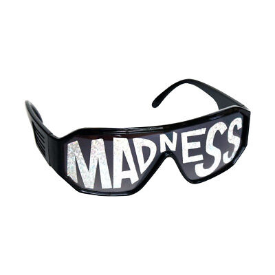 47f706cd7a Macho Man Black Madness Sunglasses Randy Savage Costume Wrestler Wrestling  Party