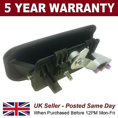 OUTER SLIDING SIDE DOOR HANDLE FOR FORD TRANSIT MK6 MK7 2000-2013 1494055