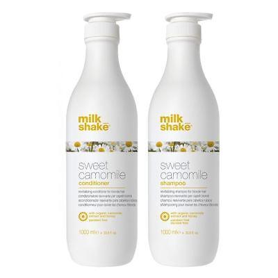 Milk_Shake - Sweet Camomile Shampoo and Conditioner 1000ml