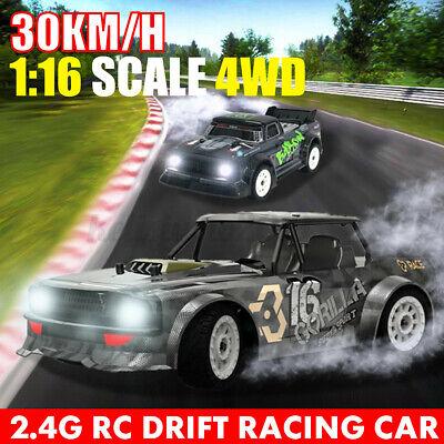 2.4G RC Ferngesteuertes Auto Monster Truck Hochgeschwindigkeit Drift-Rennwage