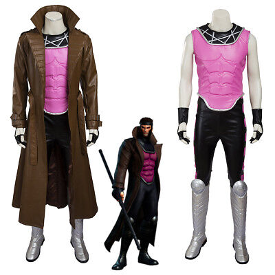 X-Men Remy Etienne Gambit Cosplay - Gambit Kostüm
