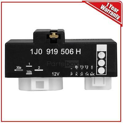 For Audi TT Volkswagen Beetle Jetta Golf Auxiliary Fan Control Unit #1J0919506H