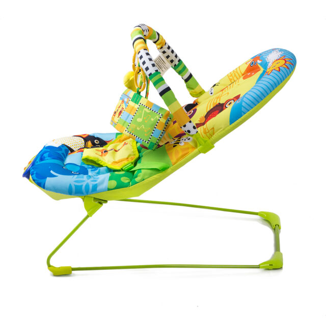 KinderKraft Animals Baby bouncing chair bouncer Rocker Swing seat E-commerce bow
