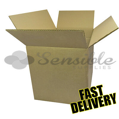 20 x HUGE DOUBLE WALL CARDBOARD POSTAL MAILING SHIPPING MOVING BOXES 36x36x36