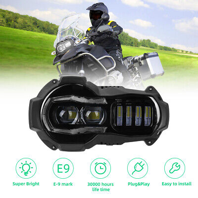 LED Headlight Projector for BMW R1200GS 2004-2012 R 1200 GS Adventure 2005-2013