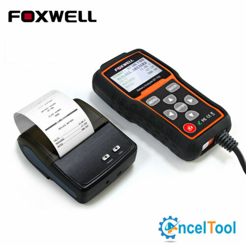 Car Battery System : V car battery system diagnostic analyzer tester