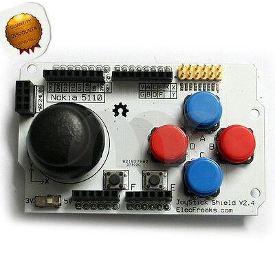 Gamepads Joystick Shield V2.4 For Arduino