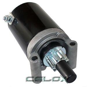 Starter For John Deere LT150 Kohler Engine 15HP 15 HP All Years