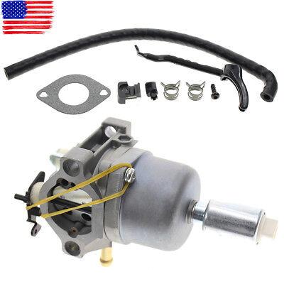 Carburetor For Nikki 697203 18Hp Briggs   Straton 795873 21Hp B S 808891 Rider