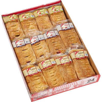 Bon Appetit Gourmet Danish, Variety Pack, 3 oz, 24 count