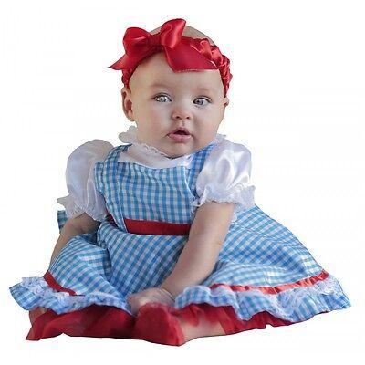 Infant Dorothy Halloween Costume (Baby Dorothy Costume Infant Halloween Fancy)