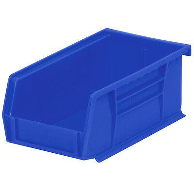 Akro-mils 30220blue Blue Stack Hang Bin 7-38d X 4-18w X 3h 24pk