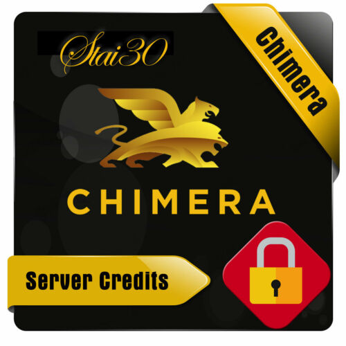 CHIMERA TOOL SERVER 100 CREDITS -ULTRA FAST SERVICE-