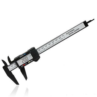 Digitale Messschieber (Digitaler Messschieber 0-150 mm Schieblehre Messlehre mit LCD Display Batterie)