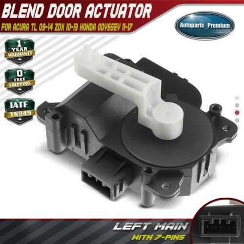 HVAC Heater Blend Door Actuator For Acura TL ZDX Honda