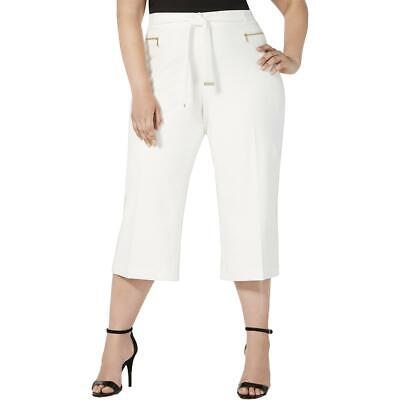 Alfani Womens Black Comfort Pull On Workwear Casual Pants Plus 26W BHFO 6120