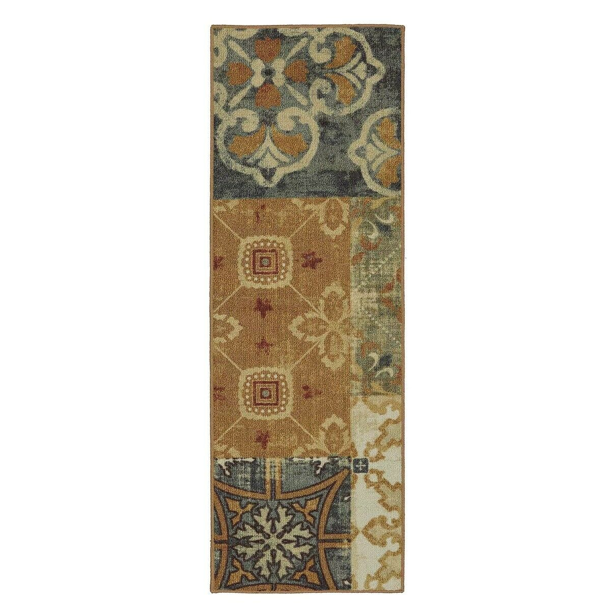 Throw Rug Runner Living Room Kitchen Area Floor Mat Scatter