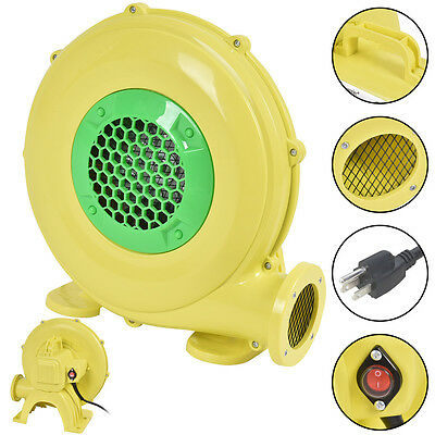 Air Blower Pump Fan 480 Watt 0.64HP For Inflatable Bounce House Bouncy Castle